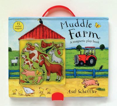 Book cover for Muddle Farm